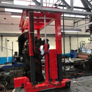 Gantry Press Lift