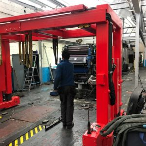 Gantry Lifts from Pressmovers